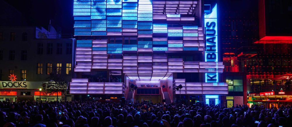 Klubhaus Eröffnung Eröffnungsshow Foto Oliver Fantitsch