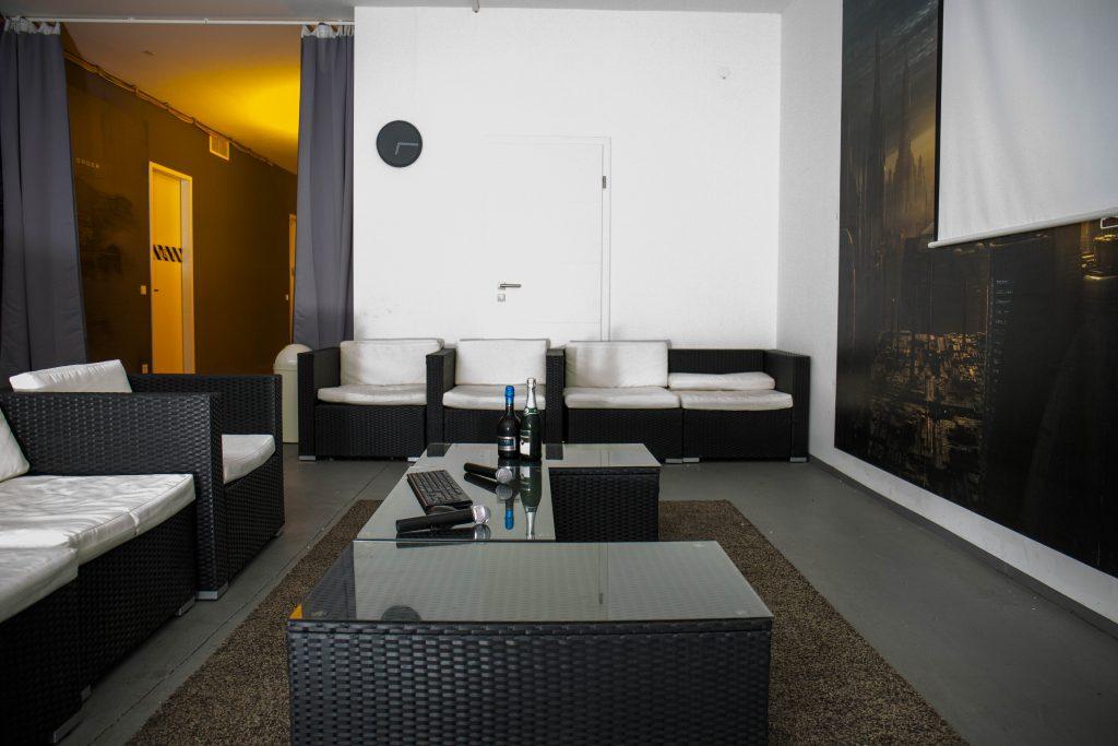 Lasertag St. Pauli Süd Lounge