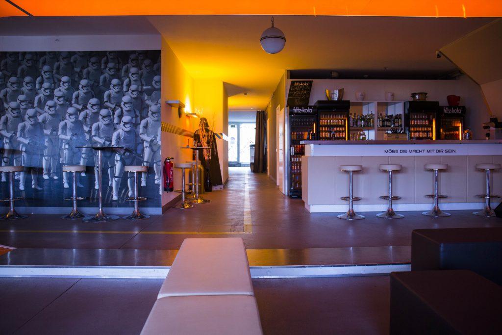 Lasertag St. Pauli Space Bar